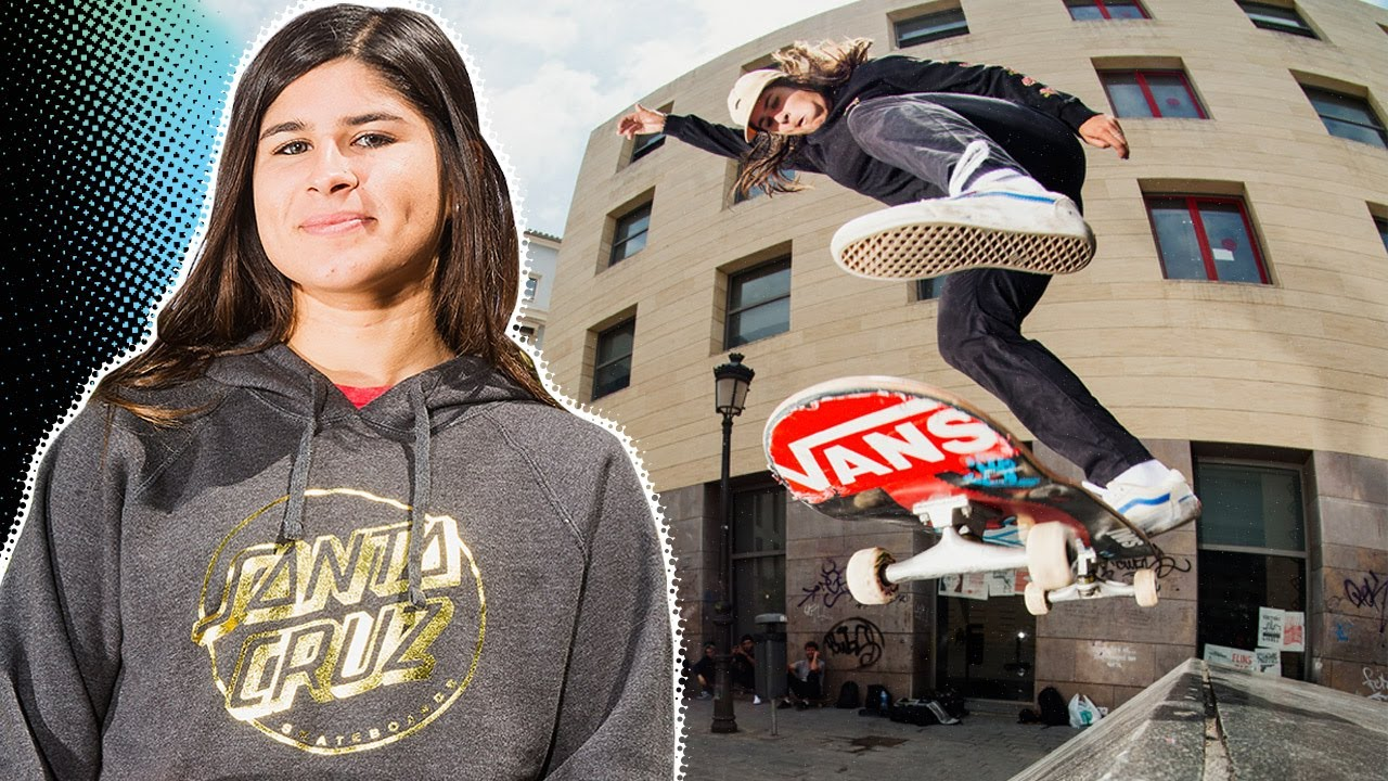 FABIANA DELFINO RAW & UNCUT: TIL THE END VOL 2! | Santa Cruz Skateboards