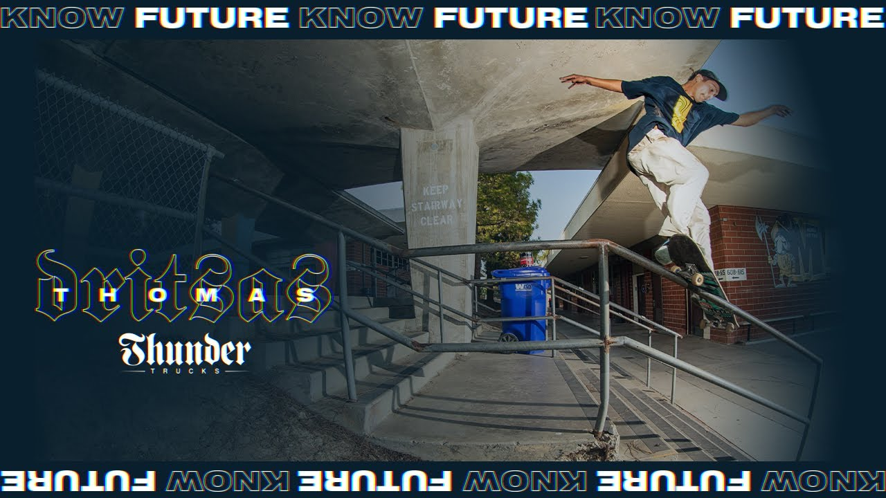 KNOW FUTURE: THOMAS DRITSAS