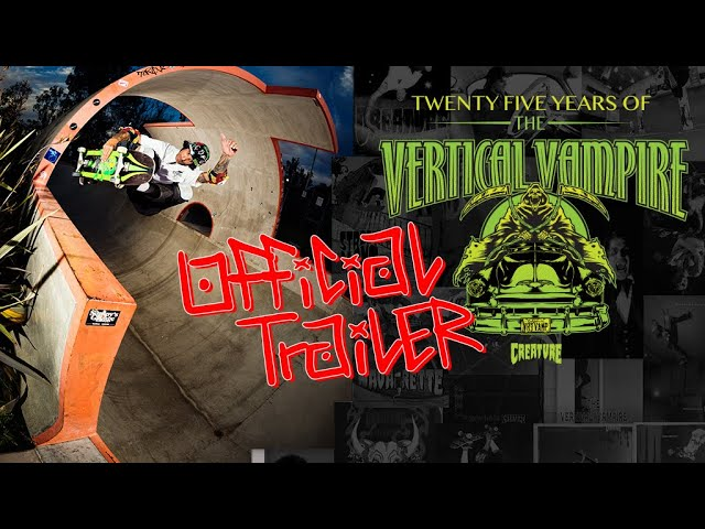 Official Trailer | 25 Years of the Vertical Vampire! the Darren Navarrette Documentary