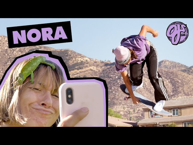"Nora Vasconcellos ""Rendezvous"" Part 