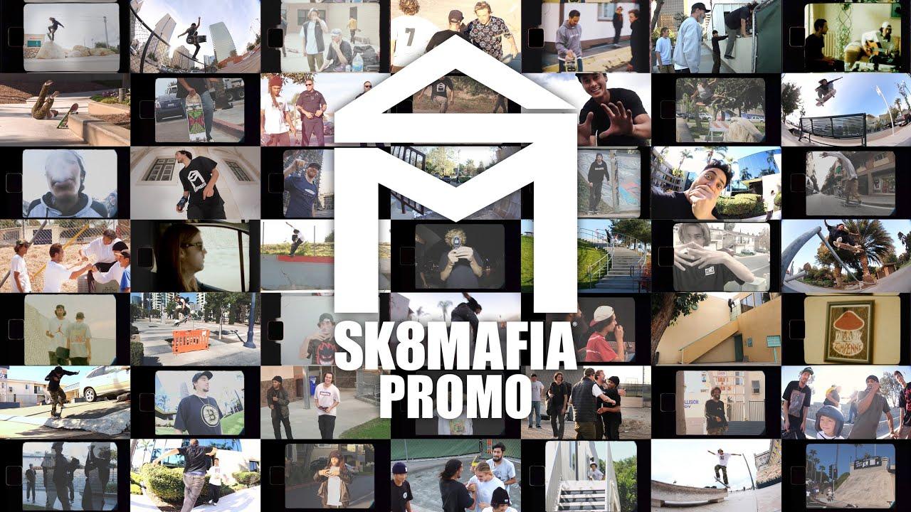SK8MAFIA PROMO 2020