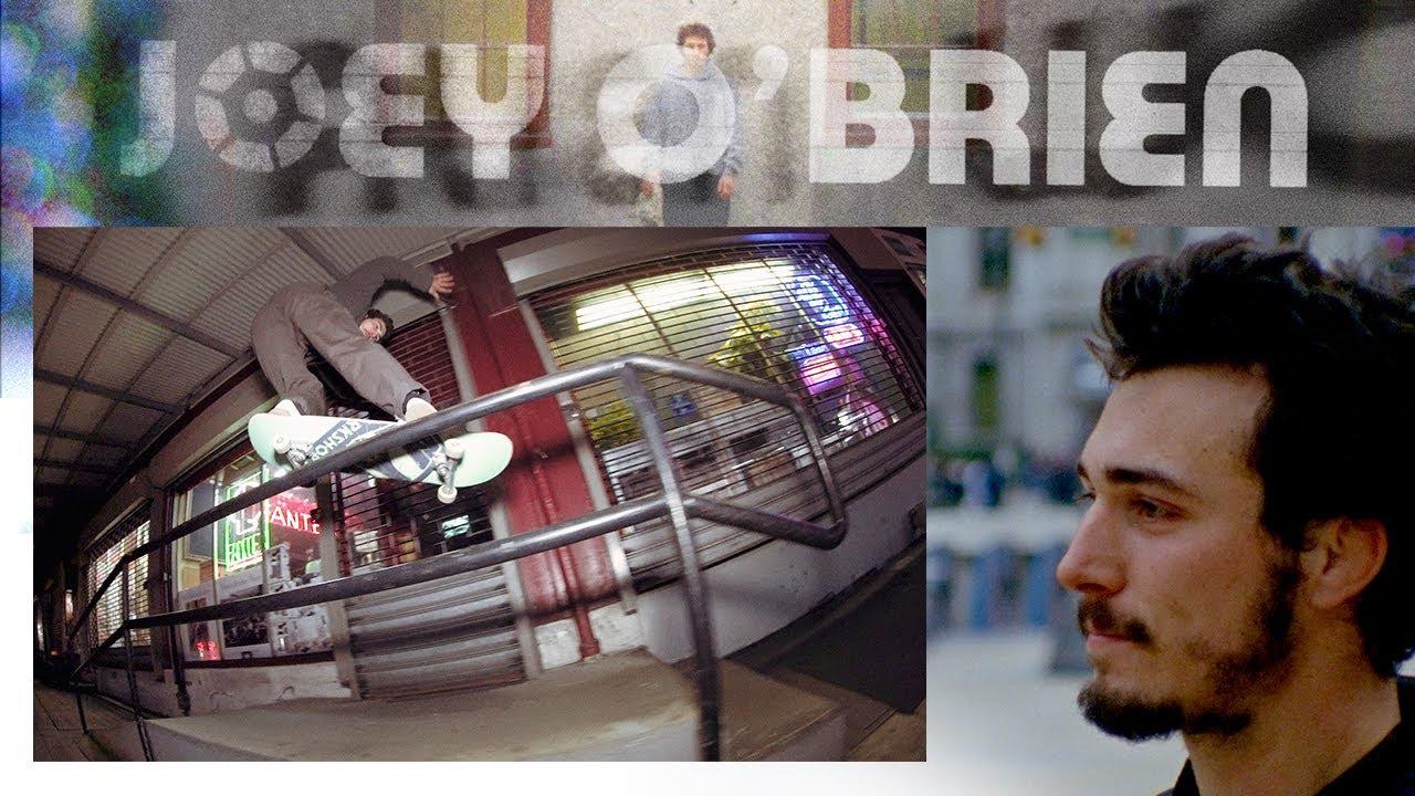 """Joey O'Brien's """"Alien Workshop"""" Part"""