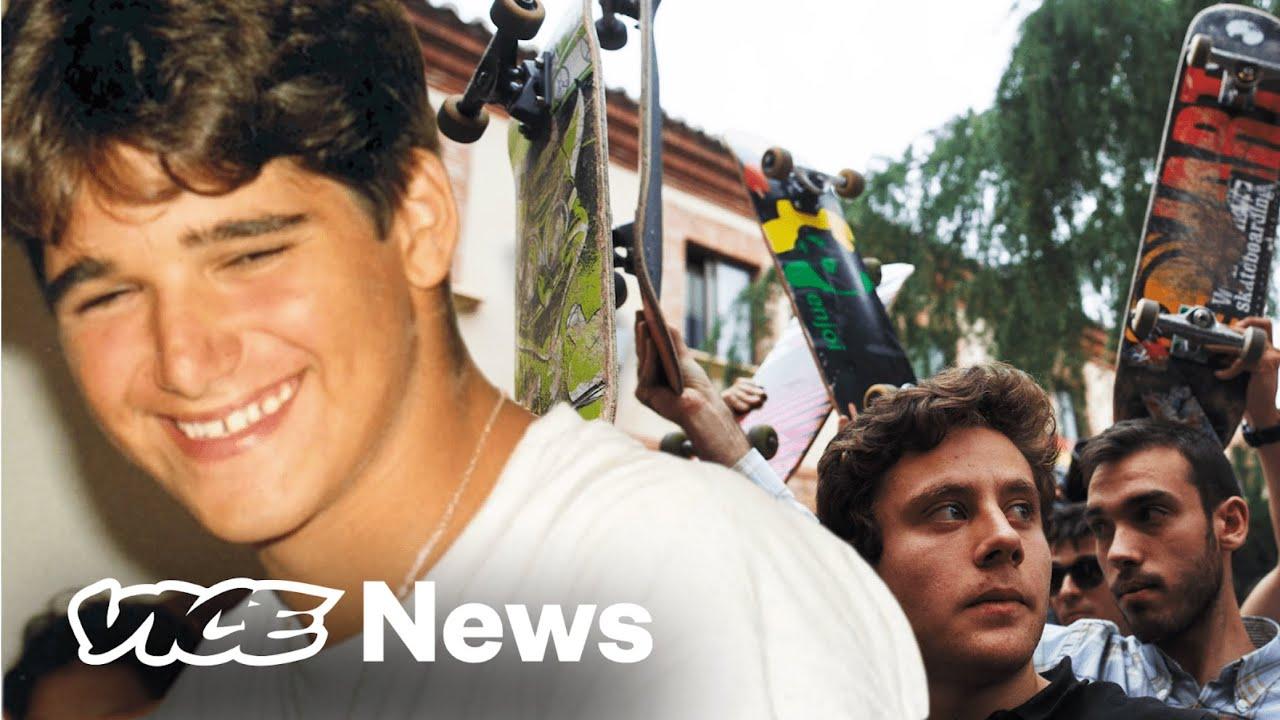 The Skateboard Hero Who Fought a Terrorist