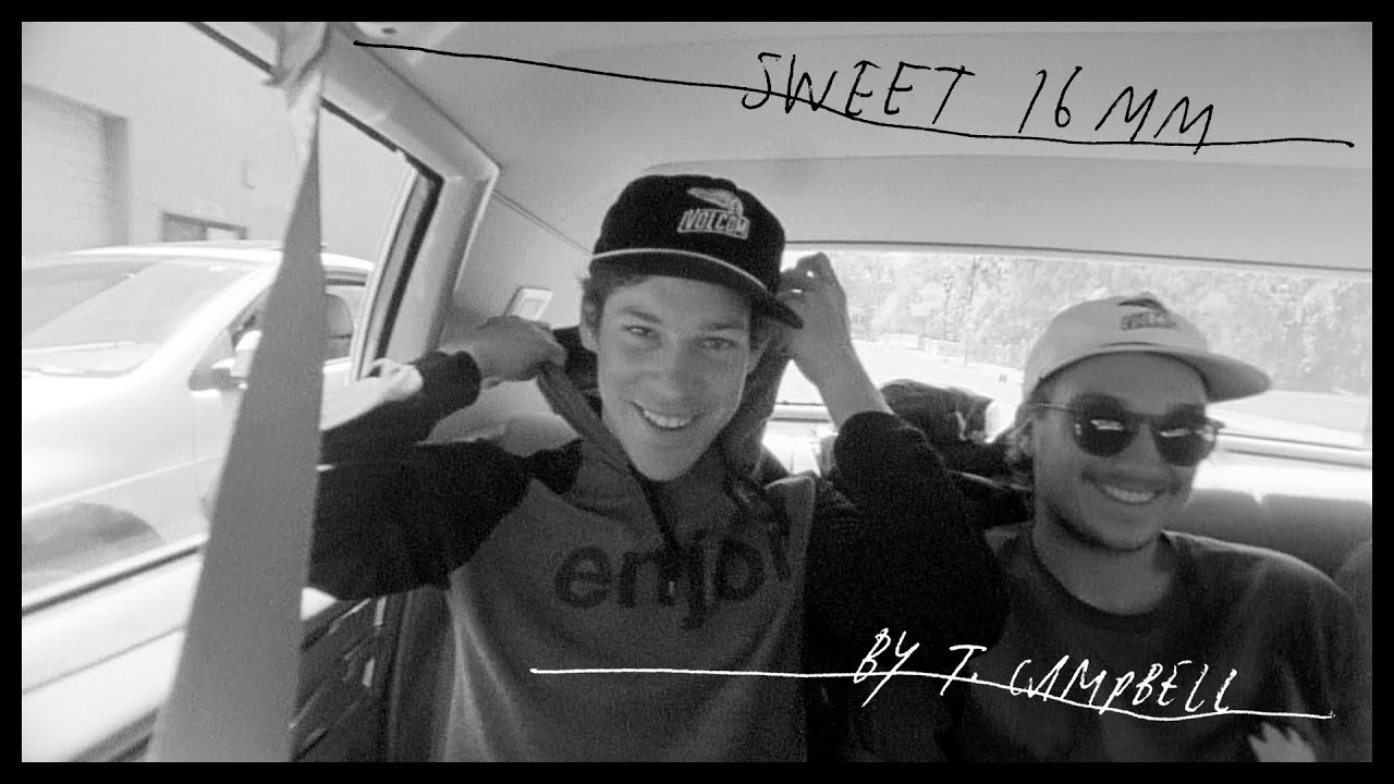 enjoi sweet 16mm — by Thomas Campbell