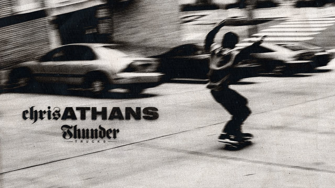 Chris Athans' Thunder Part