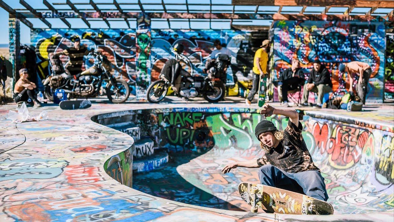 Que Saguaro | Volcom Skateboarding | 2021