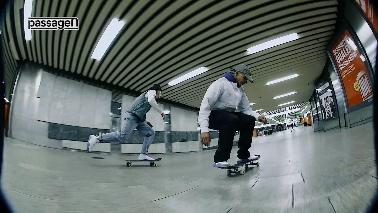 "STUTTPARK Skateboarding History: Episode 1/11 - ""Passagen"" mit Torsten Frank"