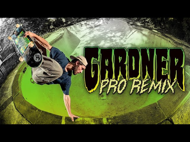 John Gardner is Pro for Creature Skateboards!