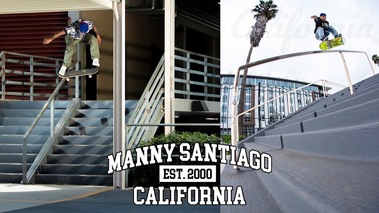 "Manny Santiago's ""California"" Part"