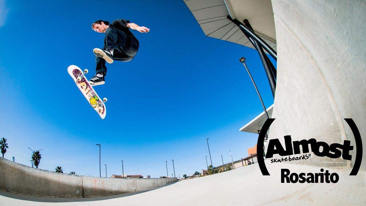 "Almost Skateboard's ""Rosarito"" Video"