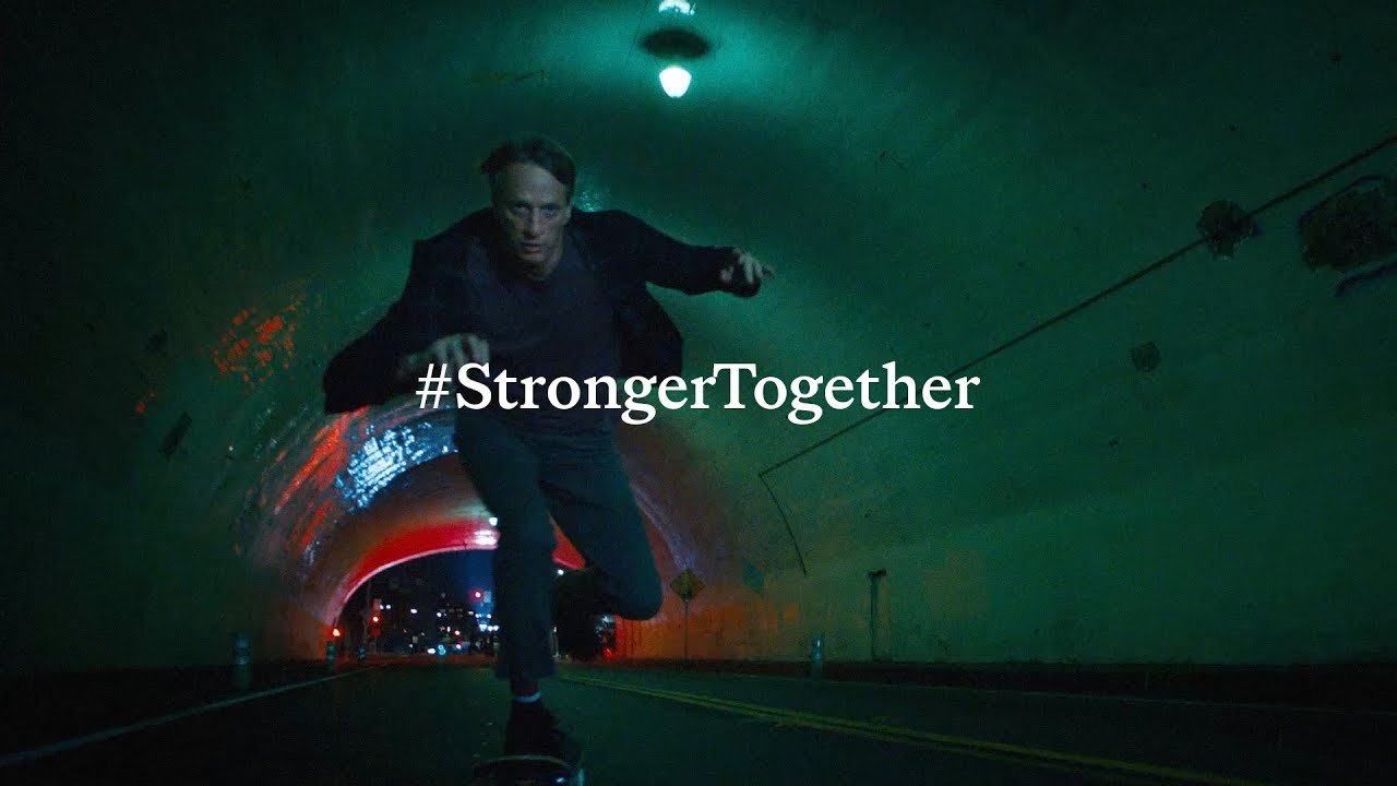 """""""It all starts with a push"""" Tony Hawk 