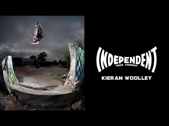 """Kieran Woolley """"Indy"""" Part"""