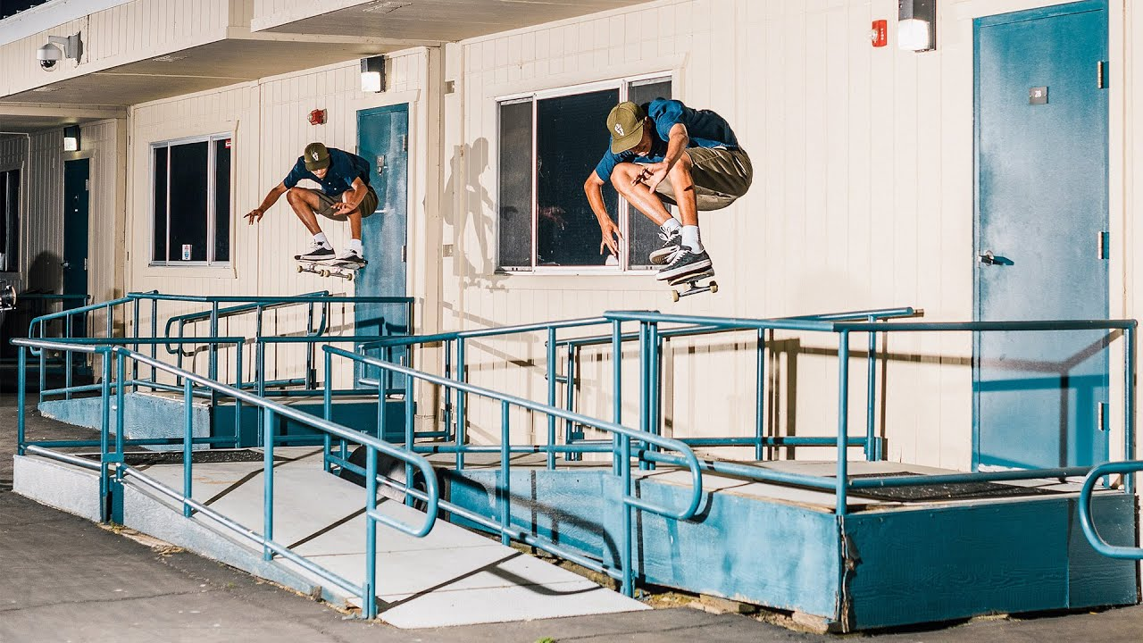 Louie Lopez - Worldly Goods - Volcom Skate
