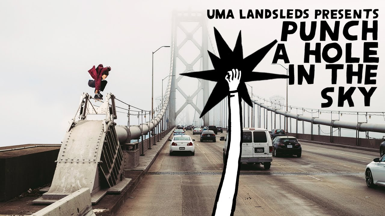 """UMA Landsleds' """"Punch a Hole in the Sky"""" Video"""
