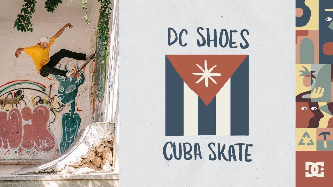DC SHOES : CUBA SKATE