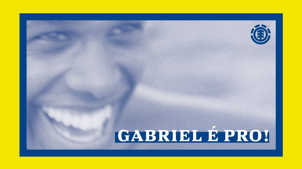 GABRIEL É PRO!