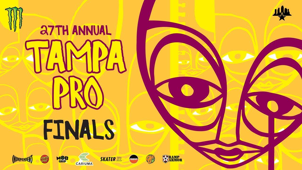 2021 Tampa Pro: Finals