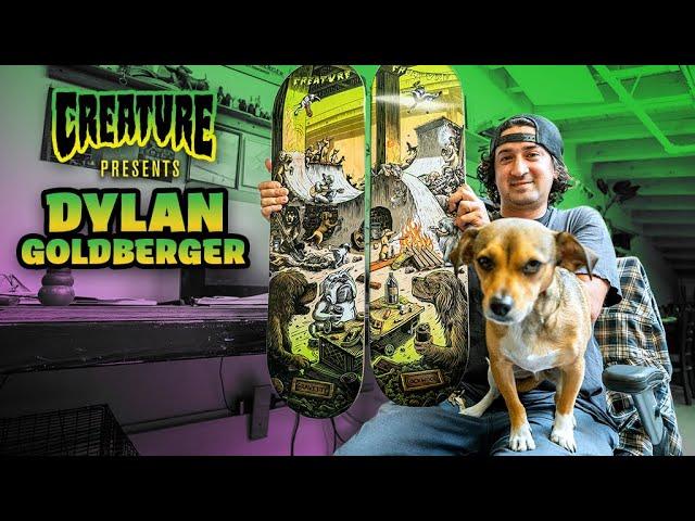 Creature Presents: Dylan Goldberger | Bridge Dawgz Series